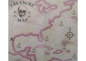 Pirate ~Treasure map~