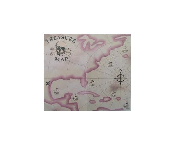 Pirate ~Carte au trésor~