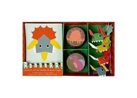 Dinosaur ~Cupcake kit~