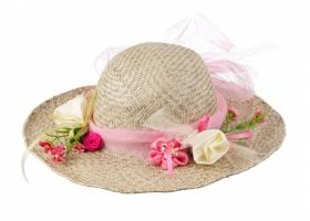 Accessoire fille ~Sac rose avec papillons~