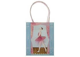 Ballerine ~Set de 8 sacs cadeau~