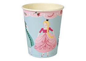 Princesse ~Set de 12 gobelets Princesse~