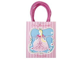 Princess ~Pack of 8 party bags~