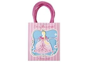 Princesse ~Set de 8 sacs cadeau Princesse~