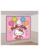 Hello Kitty ~Panneau décoratif de 1m65 sur 85 cm~
