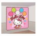 Hello Kitty - Panneau décoratif de 1m65 sur 85 cm