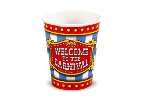 Circus ~Pack of 8 cups~