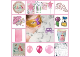 Party Pack ~Princess Party Pack - For 8 kids~