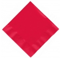 Napkins ~Pack of 20 red napkins~
