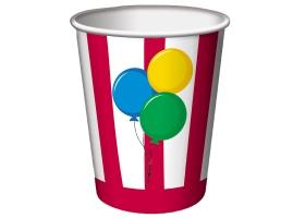 Cirque ~Set de 8 gobelets Circus~