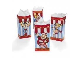 Cirque ~Set de 12 sacs cadeau Circus~