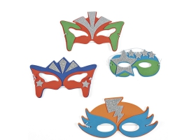 Dinosaur ~Pack of 4 Dinosaur Masks~