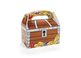 Pirate ~Boite cadeau Coffre au trésor~