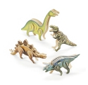 Dinosaur Activities ~Creation of a Wood Dinosaur 3D Puzzles~