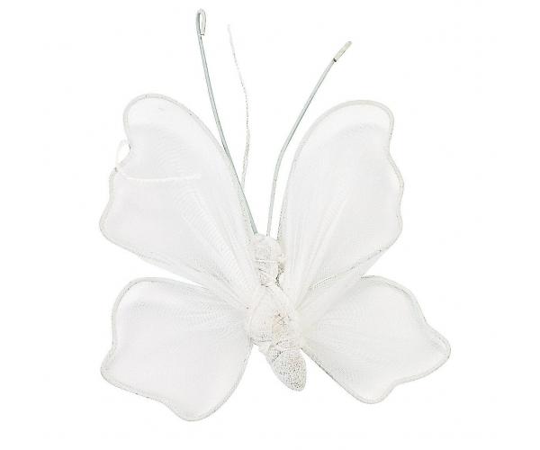 Activités Conte de fée ~Création d'un papillon en tissu~