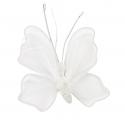 Activités Conte de fée - Création d'un papillon en tissu
