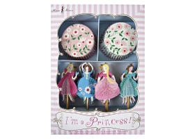 Princesse ~Kit pour cupcakes I'm a Princess~