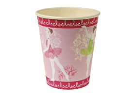 Ballerina ~Pack of 12 cups~