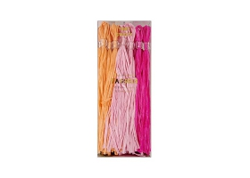 Garland ~Pink Party Tassels~