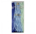 Garland ~Blue Party Tassels~