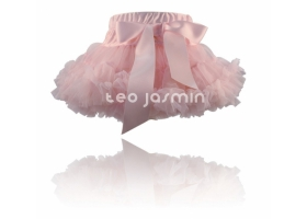 Costume fille ~Jupe Tutu Froufrou rose pâle~