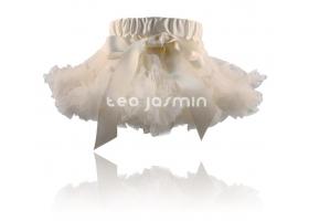 Costume fille ~Jupe Tutu Froufrou ivoire~
