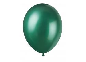 Sachet de 10 ballons - Vert émeraude nacré