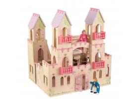 Jouets ~Maison de poupée - Château de Princesse Rose~