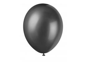 Sachet de 10 ballons - Noir