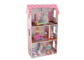 Jouets ~Maison de poupée - Pastel rose~