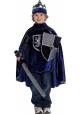 Knight ~Knight Cape blue/silver~