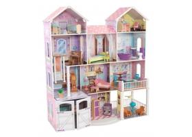 Jouets ~Grande Maison de poupée en bois - 10 pièces~