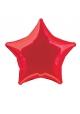 Ballon Mylar - Etoile Rouge