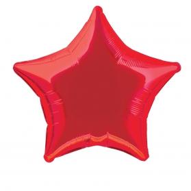 Ballon Mylar ~Etoile rouge~