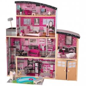 Toys ~Dollhouses - Sparkle Mansion - Kidkraft~