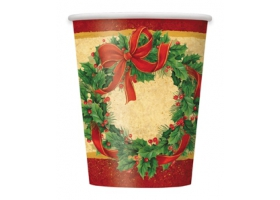 Christmas ~Pack of 12 cups~