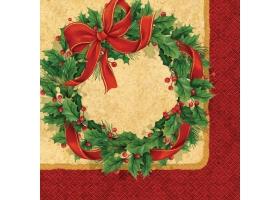 Noël ~Set de 20 serviettes Noël~