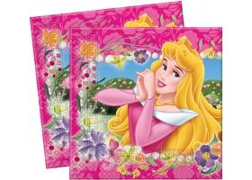 Disney Princess - Set de 10 assiettes