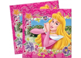 Disney Princess - Set de 20 serviettes