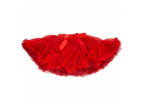 Costume fille ~Jupe Tutu Skirt rouge~