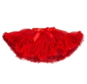 Jupe Tutu Skirt rouge