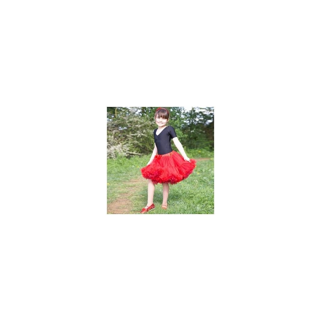 671be607ce3 ... Costume fille ~Jupe Tutu Skirt rouge~ ...