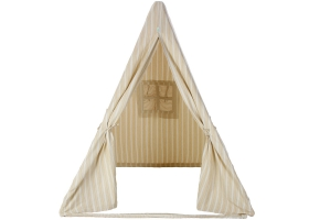 Toys ~Teepee Rose Multi Stripe Wigwam - Wingreen~