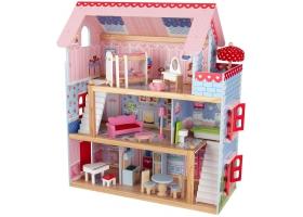 Jouets ~Maison de poupée en bois - Chelsea Cottage Kidkraft~