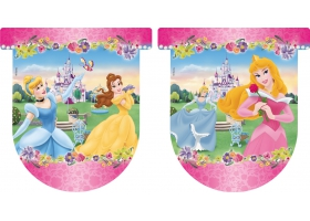 Disney Princess - Set de 10 assiettes