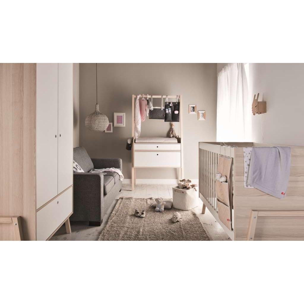 commode avec plan langer spot de la marque vox. Black Bedroom Furniture Sets. Home Design Ideas