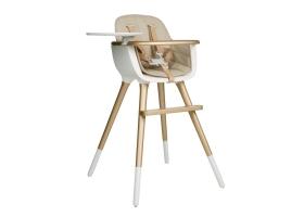 Coussin pour chaise haute OVO - beige