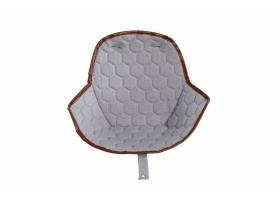 Coussin pour chaise haute OVO - gris