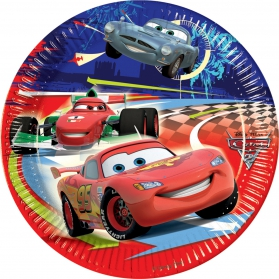 Cars ~Pack of 10 plates~