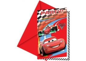Cars ~Cartes d'invitation~